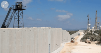 Israeli wall along Lebanon border fuels tensions