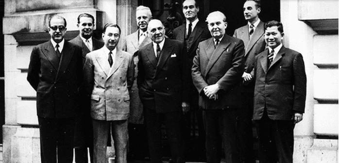 """في خدمة الوطن:  نقاش مع جيفري ج. كرم حول وثائق مؤسّس """"الأمن العام""""، الأمير فريد شهاب"""