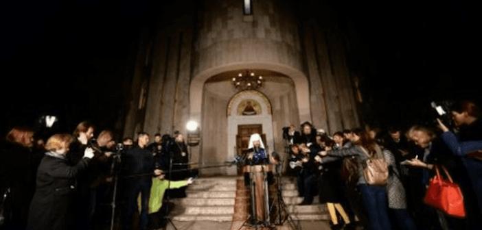 الكنيسة الارثوذكسية الروسية تعلن قطع علاقاتها مع بطريركية القسطنطينية