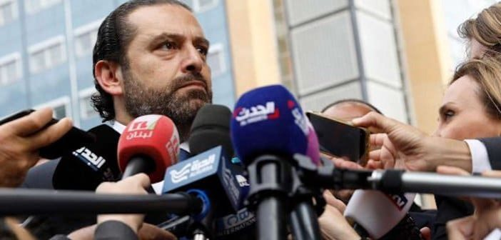 Hezbollah's role in a new Lebanese government causes a headache for Hariri