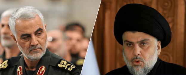 هل تمكن سليماني من احتواء الصدر في اجتماع بيروت؟