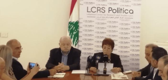 انهم يخطفون مني وطني لبنان، ويريدون استبداله بلبنان آخر لا أتعرّف عليه ولا نريده!