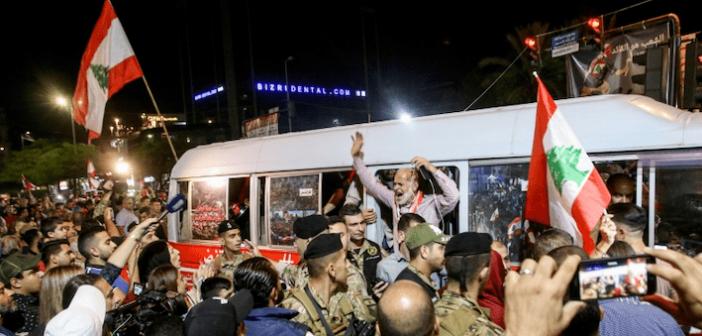 Editorial «Le Monde»:  Vent de changement au Liban