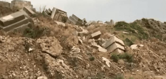 Silence de l'UNESCO: le Liban rase le cimetière juif de Saïda