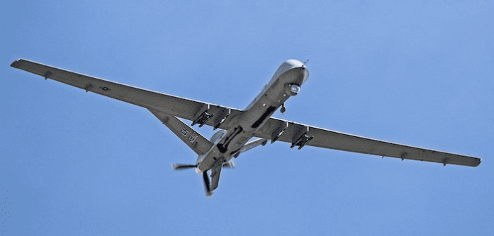 Fear the Reaper: Silent, Sinister MQ-9 Flight Gives Public a Glimpse at Emerging Capabilities.
