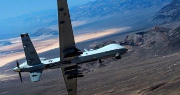 How did US drones find and target Qassem Soleimani in the first place?