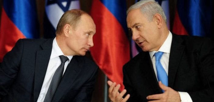 There could be trouble brewing for Israel in Syria