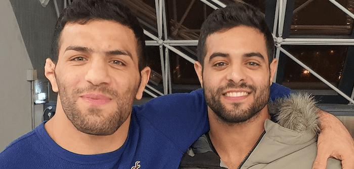 Fugitive Iranian judoka, Israel's Muki meet at last
