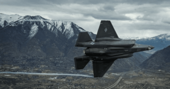 Middle East SAM Discovery Highlights F-35'S Evolving Role