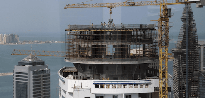 "Coronavirus spreads ""exponentially"" in Qatar's labor camps"