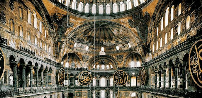 Les sept vies du chef-d'œuvre de Justinien