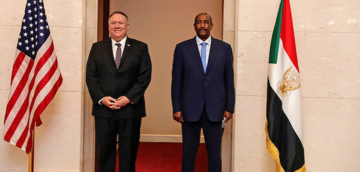 US, UAE said holding 'decisive' meeting with Sudan over Israel normalization