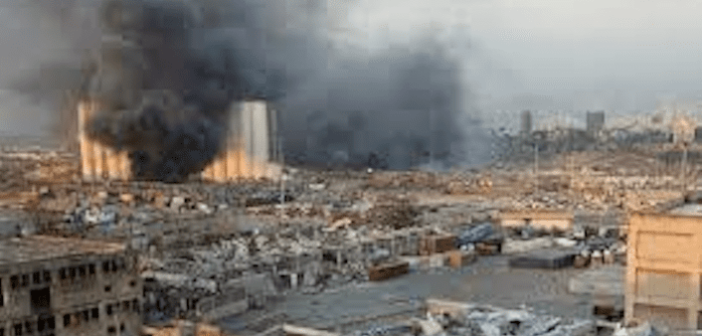 Unseen since the Beirut Port explosion:  Where is Wafic Safa?