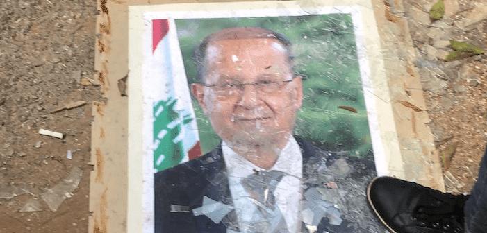 Le président libanais qui n'a jamais pardonné à la France de l'avoir sauvé