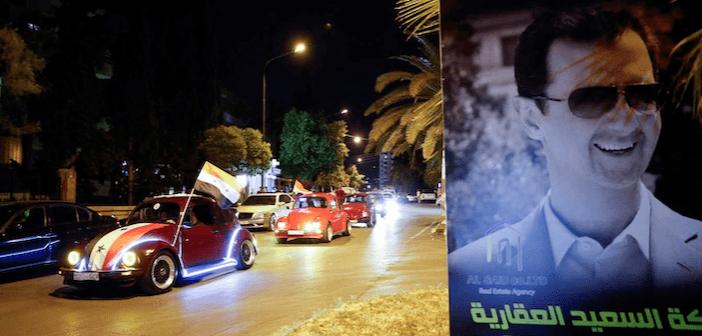انتخاب الأسد! لزوم ما لا يلزم.. ماذا عن لبنان؟