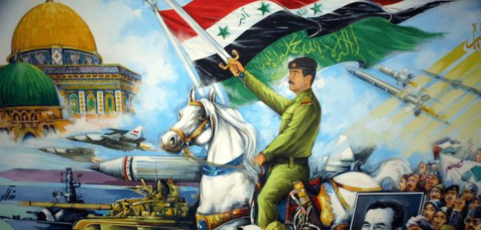 Why Iraqis hate Palestine